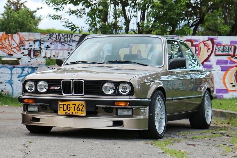 Bmw 3 E30 Alpina C2 Bmw E30 Alpina C2 2 7