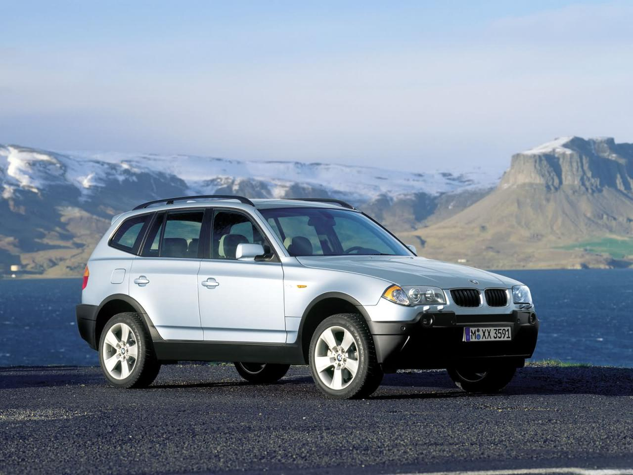 2004 bmw x3 e83. Black Bedroom Furniture Sets. Home Design Ideas
